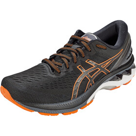 asics Gel-Kayano 27 Scarpe Uomo, black/marigold orange